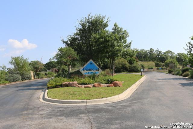 LOT 126 Diamondridge, Boerne, TX 78006 (MLS #1310675) :: Magnolia Realty