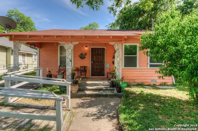 710 Indiana St, San Antonio, TX 78210 (MLS #1310818) :: Magnolia Realty