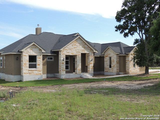 1042 Morning Glen, Spring Branch, TX 78070 (MLS #1311027) :: Exquisite Properties, LLC