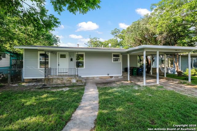 826 Cravens Ave, San Antonio, TX 78223 (MLS #1311114) :: Erin Caraway Group