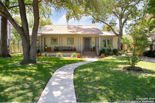 631 E Mandalay Dr, Olmos Park, TX 78212 (MLS #1311170) :: Magnolia Realty