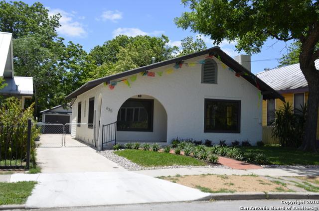 635 Cedar St, San Antonio, TX 78210 (MLS #1311171) :: Exquisite Properties, LLC