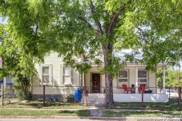127 Vance St, San Antonio, TX 78210 (MLS #1311225) :: Exquisite Properties, LLC