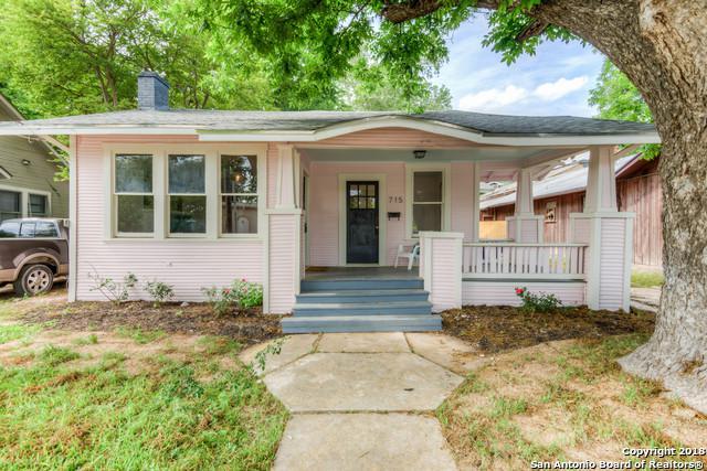 715 W Russell Pl, San Antonio, TX 78212 (MLS #1311547) :: Exquisite Properties, LLC