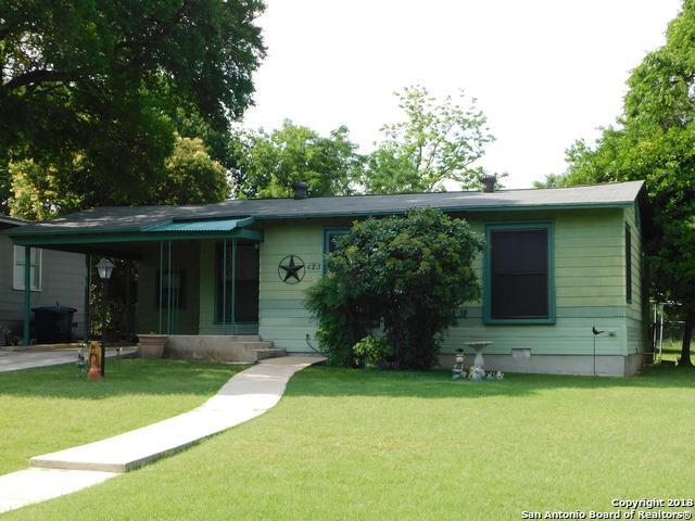 423 Devonshire Dr, San Antonio, TX 78209 (MLS #1311709) :: Erin Caraway Group
