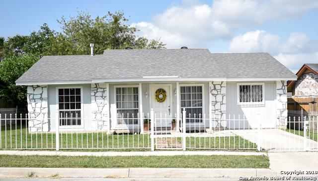 8607 Big Knife St, San Antonio, TX 78242 (MLS #1311773) :: Magnolia Realty
