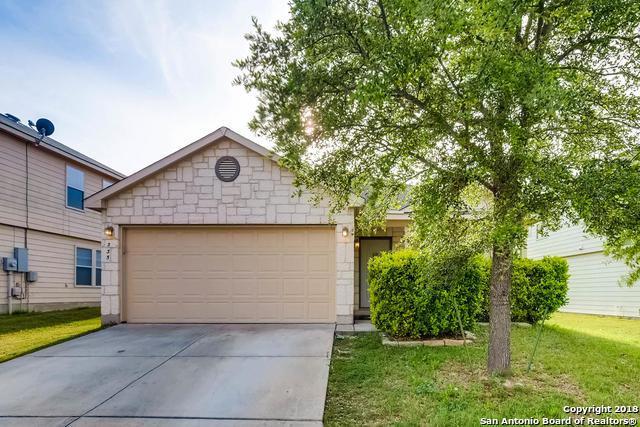 335 Fontana Albero, San Antonio, TX 78253 (MLS #1311784) :: Exquisite Properties, LLC