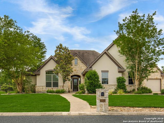 29915 Fairway Vista Dr, Fair Oaks Ranch, TX 78015 (MLS #1311809) :: Tami Price Properties Group