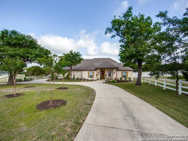 6035 Derby Way, Bulverde, TX 78163 (MLS #1311870) :: Neal & Neal Team