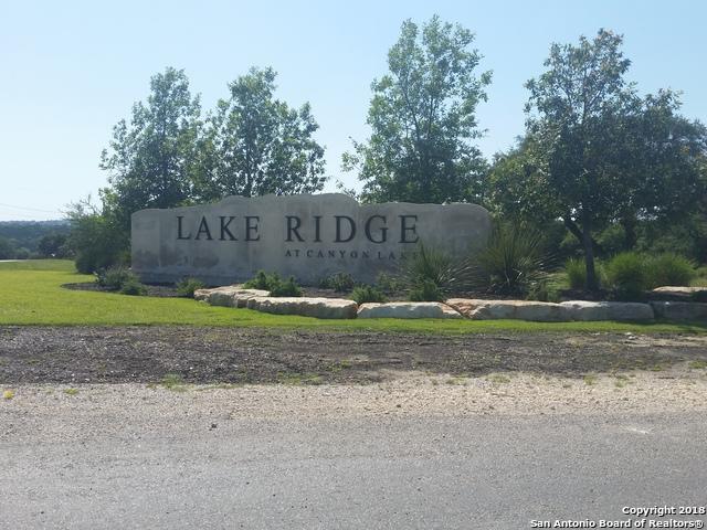 1584 Lake Ridge Blvd, Canyon Lake, TX 78133 (MLS #1311880) :: Magnolia Realty