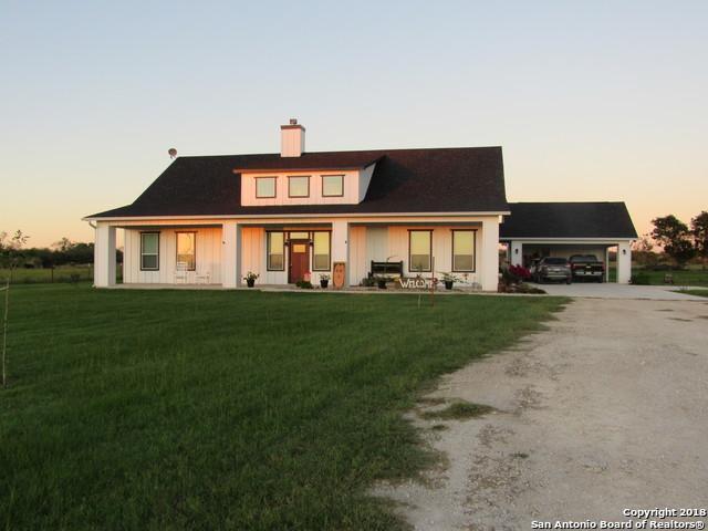 657 County Road 338, La Vernia, TX 78121 (MLS #1311955) :: Neal & Neal Team