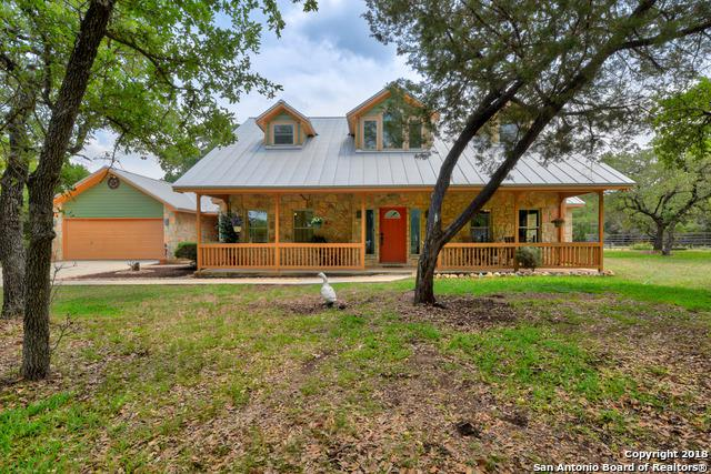 1091 Hidden Oaks Dr, Bulverde, TX 78163 (MLS #1311963) :: Neal & Neal Team
