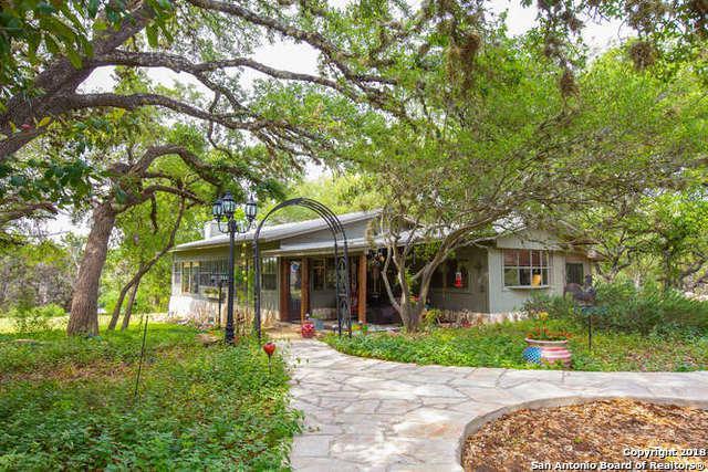 20 Sun Valley Dr, Spring Branch, TX 78070 (MLS #1311979) :: Magnolia Realty