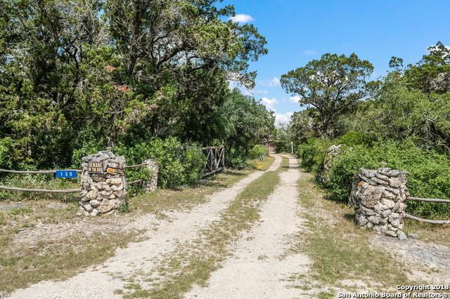 130 County Road 2755, Mico, TX 78056 (MLS #1312019) :: Magnolia Realty