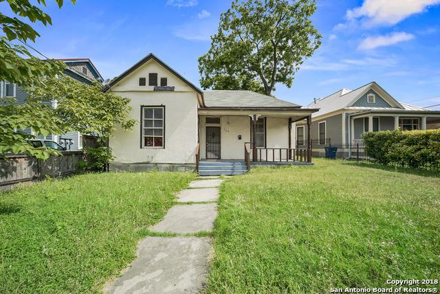 127 Paso Hondo, San Antonio, TX 78202 (MLS #1312080) :: Magnolia Realty