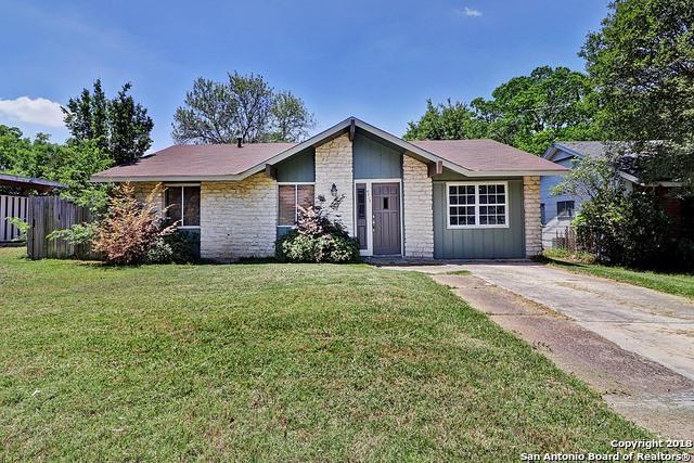 4218 Avenida Prima St, San Antonio, TX 78233 (MLS #1312143) :: Ultimate Real Estate Services
