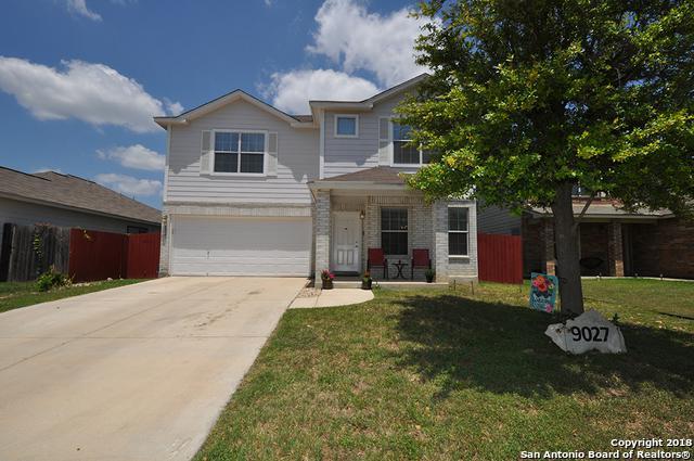 9027 Laguna Falls, San Antonio, TX 78251 (MLS #1312160) :: Erin Caraway Group