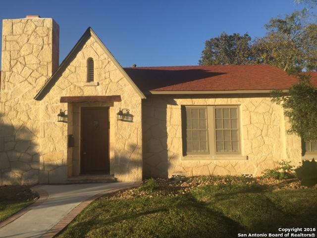 273 W Mariposa Dr, San Antonio, TX 78212 (MLS #1312251) :: Magnolia Realty