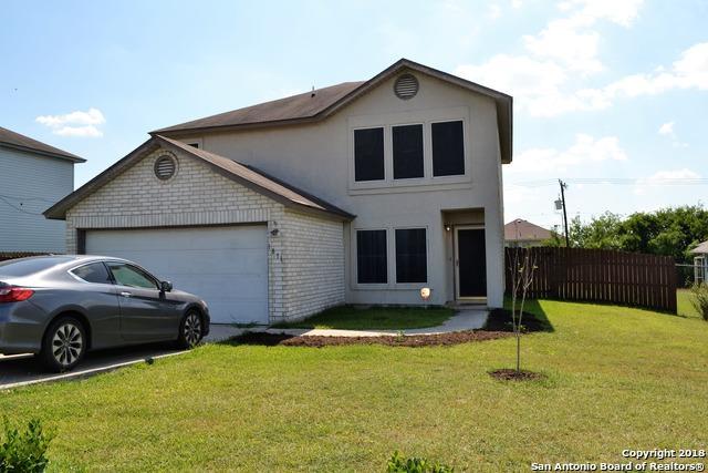1811 S Ellison Dr, San Antonio, TX 78245 (MLS #1312252) :: Alexis Weigand Real Estate Group