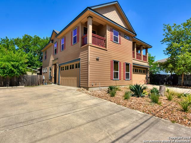 107 Gillespie St, San Antonio, TX 78212 (MLS #1312428) :: Erin Caraway Group