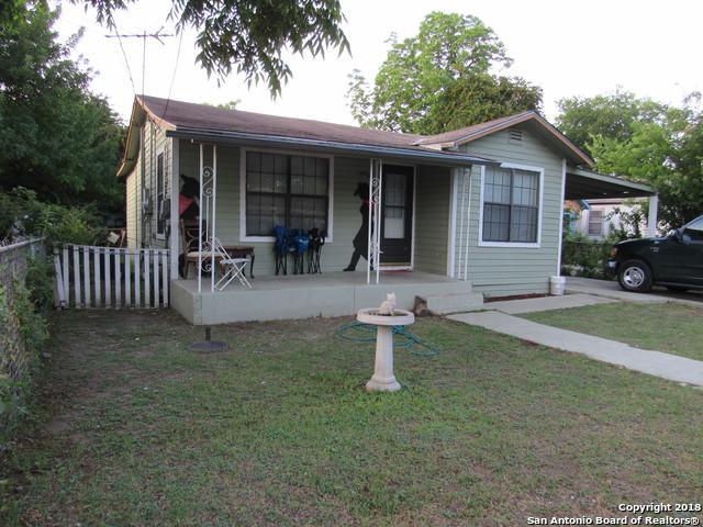 919 Green St, San Antonio, TX 78225 (MLS #1312538) :: Erin Caraway Group