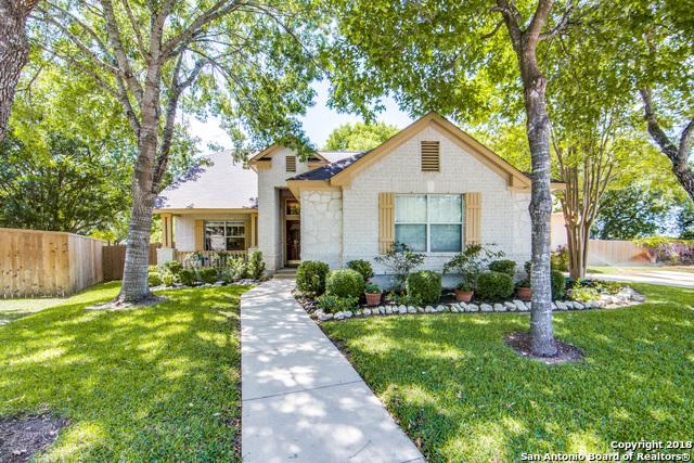 1703 Bear Oak, Schertz, TX 78154 (MLS #1312600) :: The Suzanne Kuntz Real Estate Team