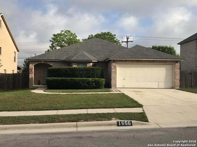 1656 Willow Top Dr, Schertz, TX 78154 (MLS #1312607) :: The Suzanne Kuntz Real Estate Team