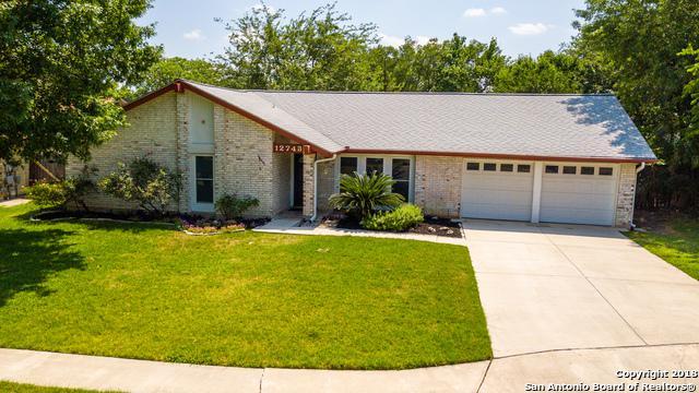 12743 El Sonteo St, San Antonio, TX 78233 (MLS #1312623) :: Magnolia Realty