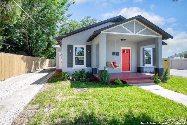 918 Essex St, San Antonio, TX 78210 (MLS #1312763) :: Magnolia Realty