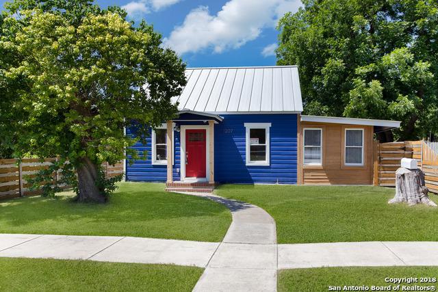 1207 Hays St, San Antonio, TX 78202 (MLS #1312766) :: Magnolia Realty