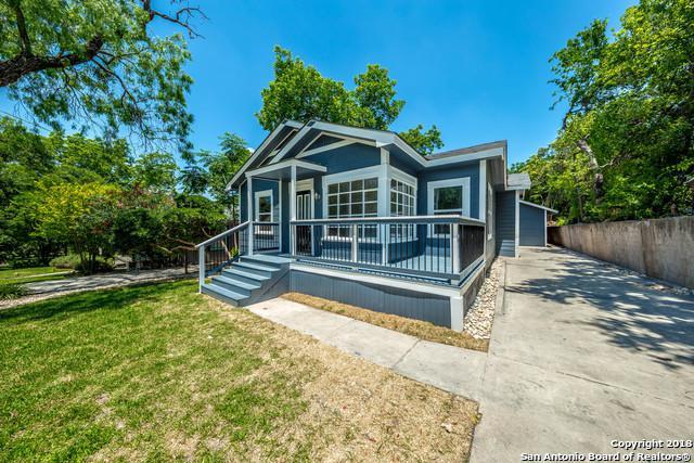 111 Inslee Ave, San Antonio, TX 78209 (MLS #1312795) :: Exquisite Properties, LLC