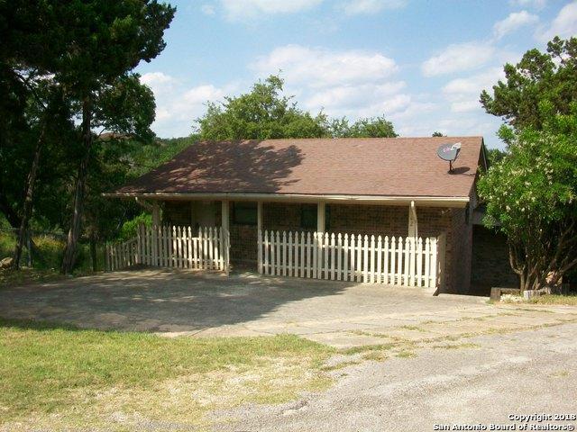 142 Canteen, Canyon Lake, TX 78133 (MLS #1312857) :: Erin Caraway Group