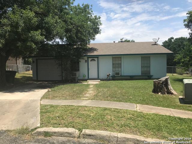 6207 Pike Valley Dr, San Antonio, TX 78242 (MLS #1313018) :: Exquisite Properties, LLC
