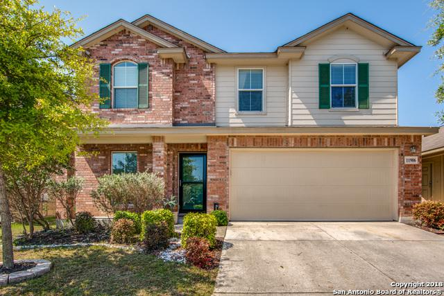 11906 Cheney Glen, San Antonio, TX 78254 (MLS #1313047) :: Exquisite Properties, LLC
