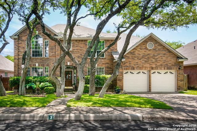 3 Grogans Mill Dr, San Antonio, TX 78248 (MLS #1313052) :: Tami Price Properties Group