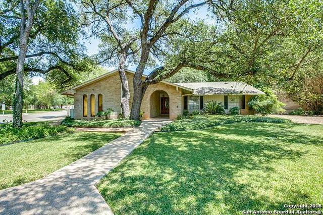 11403 Whisper Moss St, San Antonio, TX 78230 (MLS #1313123) :: Erin Caraway Group