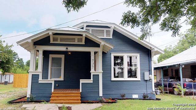 727 N Palmetto St, San Antonio, TX 78202 (MLS #1313147) :: Magnolia Realty