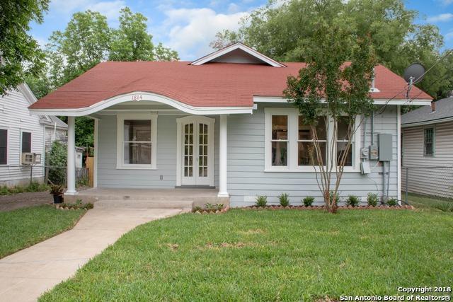 1814 W Woodlawn Ave, San Antonio, TX 78201 (MLS #1313156) :: Magnolia Realty
