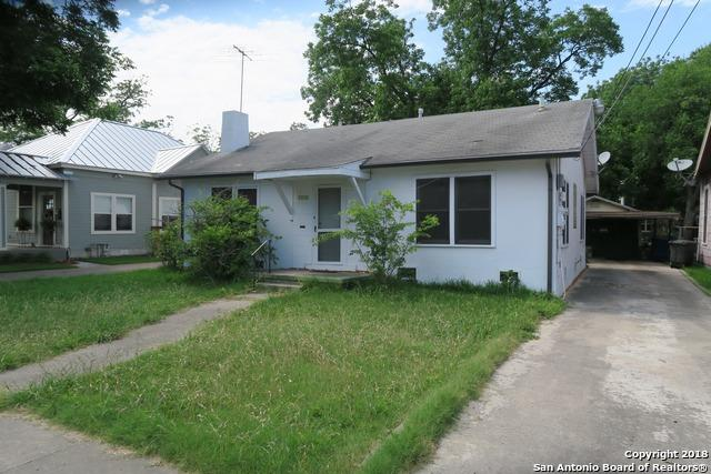 119 Vitra Pl, San Antonio, TX 78210 (MLS #1313188) :: Magnolia Realty