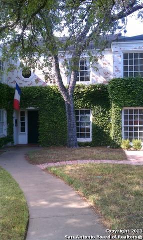 335 E Rosewood Ave #2, San Antonio, TX 78212 (MLS #1313190) :: Magnolia Realty