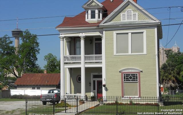 315 N Hackberry, San Antonio, TX 78202 (MLS #1313217) :: Magnolia Realty