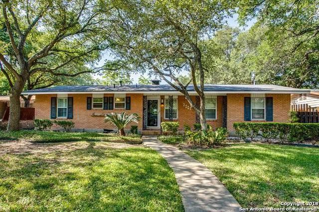 2006 Flamingo Dr, San Antonio, TX 78209 (MLS #1313249) :: Magnolia Realty
