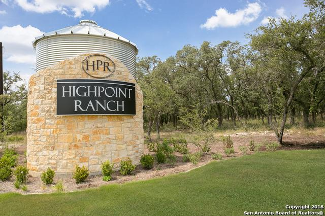 LOT 81 High Point Ranch Rd, Boerne, TX 78006 (MLS #1313267) :: Ultimate Real Estate Services