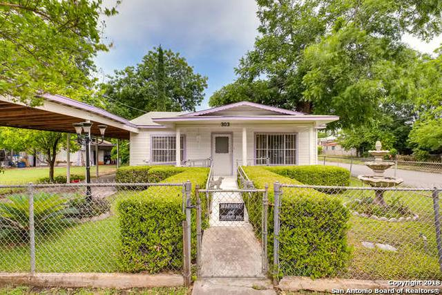 303 Brenner St, San Antonio, TX 78237 (MLS #1313317) :: Carolina Garcia Real Estate Group