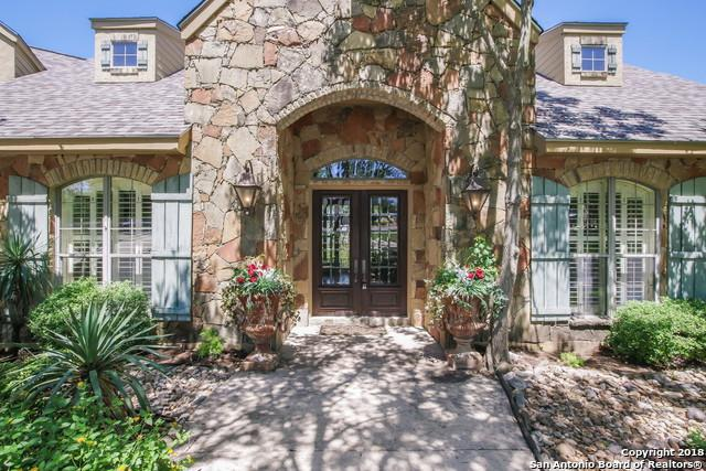 8013 Crown Terrace, Fair Oaks Ranch, TX 78015 (MLS #1313325) :: Tom White Group