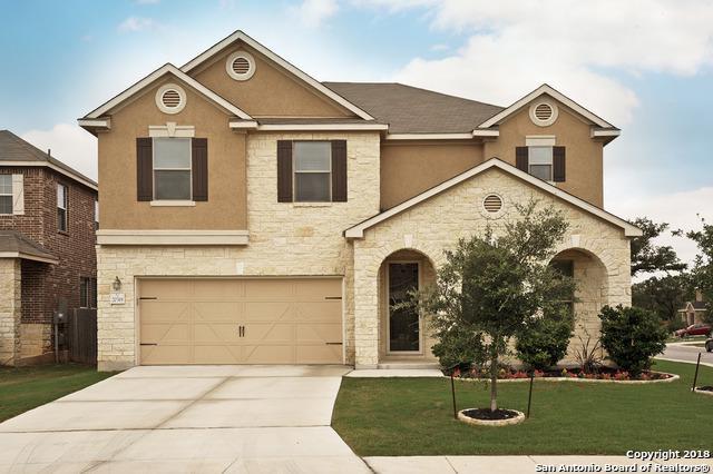 20319 Hillbrook Park, San Antonio, TX 78259 (MLS #1313365) :: Ultimate Real Estate Services