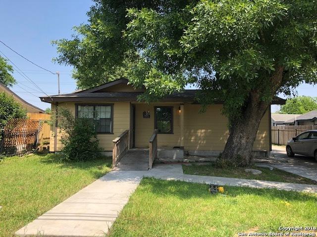 706 Hortencia Ave, San Antonio, TX 78228 (MLS #1313419) :: Magnolia Realty