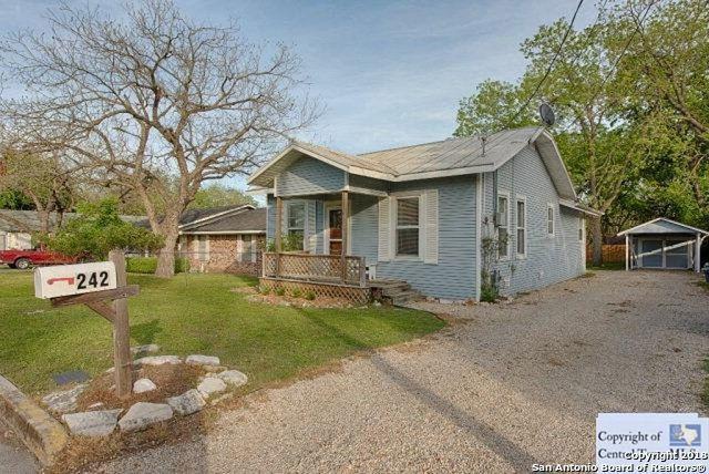 242 E Mather St, New Braunfels, TX 78130 (MLS #1313540) :: Tom White Group