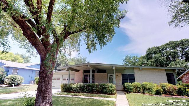 703 Marquis Ln, San Antonio, TX 78216 (MLS #1313634) :: Exquisite Properties, LLC