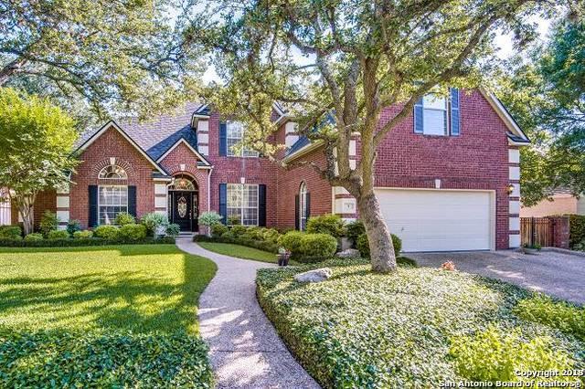 5 Inwood Mist, San Antonio, TX 78248 (MLS #1313750) :: Tami Price Properties Group